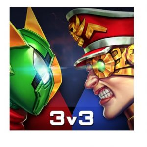 Iron League 3v3 PC Mac