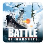 Play Battle of Warships - Naval Blitz on Windows 7/8 PC