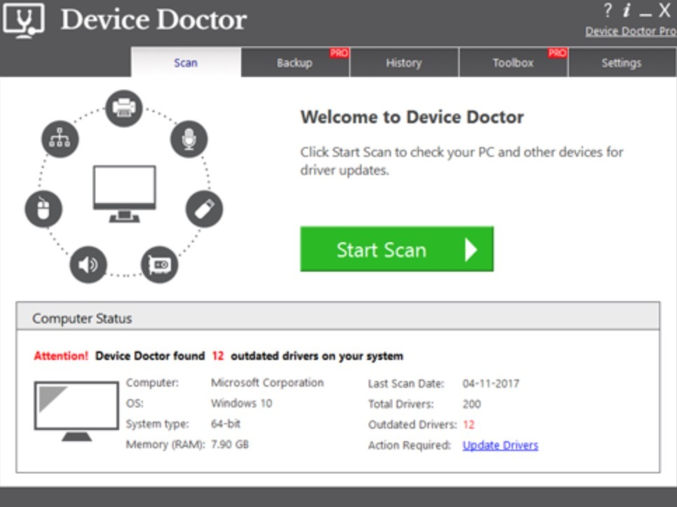 Device Doctor Utility Free