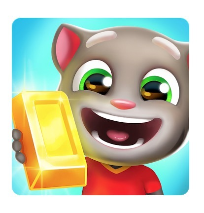 Talking Tom Gold Run for PC and Mac
