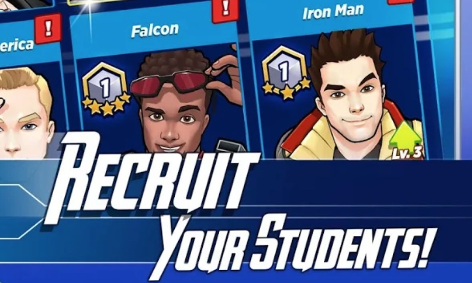 MARVEL Avengers Academy for PC and Mac