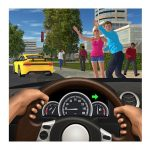 Play Taxi Game 2 for PC/Mac in Windows