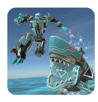 Robot Shark for PC