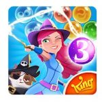Bubble Witch 3 Saga for Windows PC Bubble Shooting Game