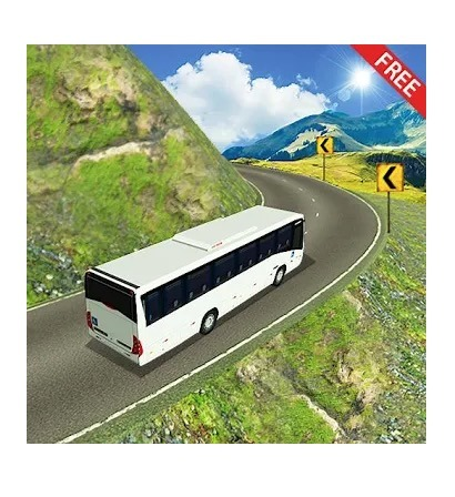 Bus Riding Hill Climb