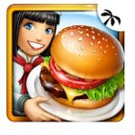 Play Cooking Fever in Mac and PC Computers