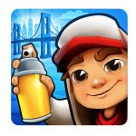 Play Subway Surfers for PC Windows and Mac to Dodge