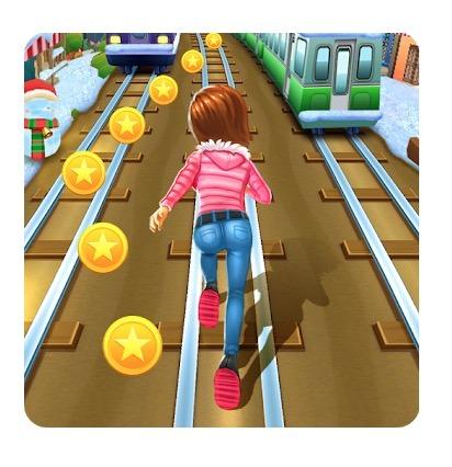 Subway Princess Rider
