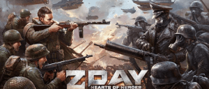 Z Day Hearts of Heroes