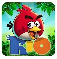 Angry Birds Rio for PC and Mac