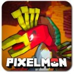 Pixelmon Adventures for PC: An Adventure Game with PvP Mode