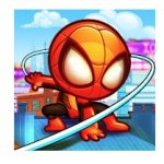 Download Super Spider Hero: City Adventure for PC in Windows 8/10