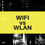 WLAN vs WIFI: What's the difference?