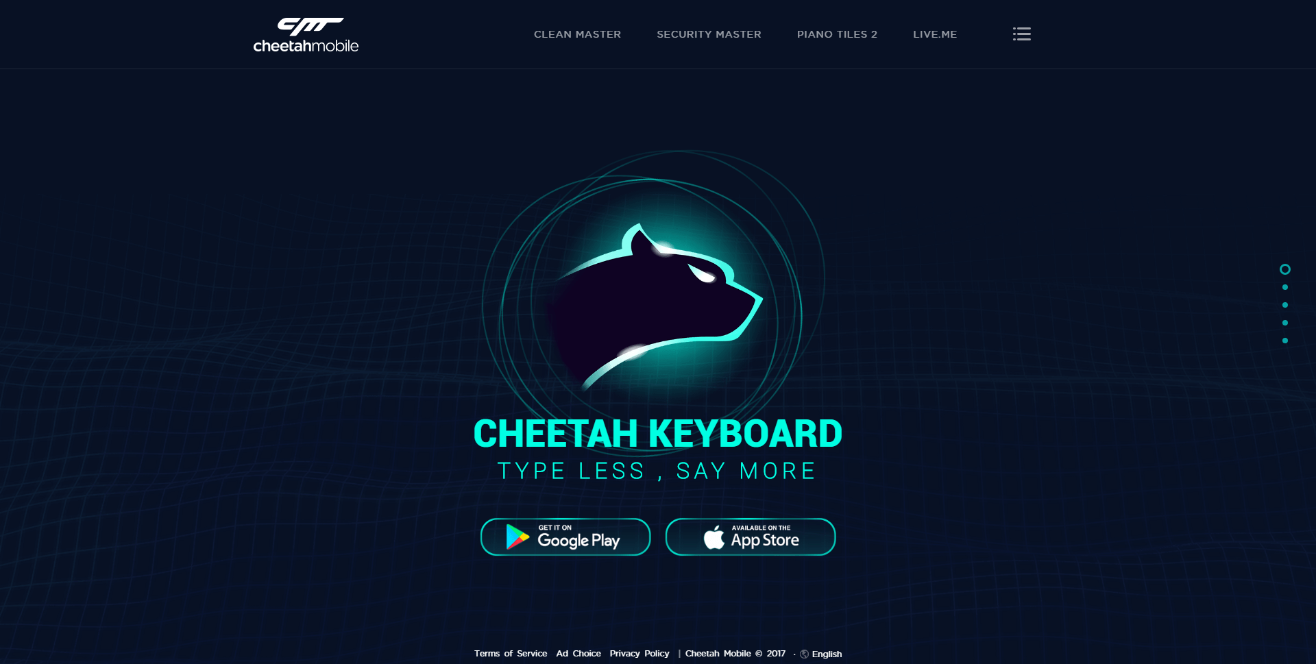 is cheetah keyboard safe