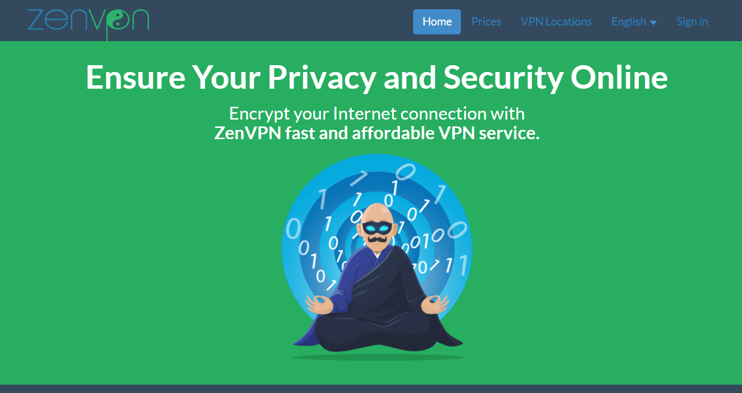 is zenvpn safe